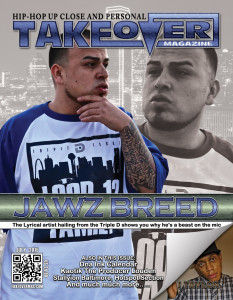 Jawz Breed Takeover Magazine July 2015 Cover